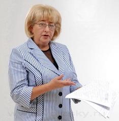 Афанасьева Марина Робертовна - мэр Волжского