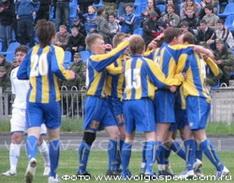Энергия - Волжский городской футбольный клуб