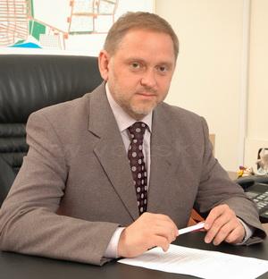 Воронин Игорь Николаевич - мэр Волжского