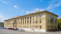 Здание администрации города Волжский