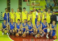 Волжанин - Баскетбольный клуб Волжского