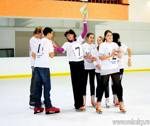 «Апельсин» и «Звезды на льду» перешли во второй отборочный тур