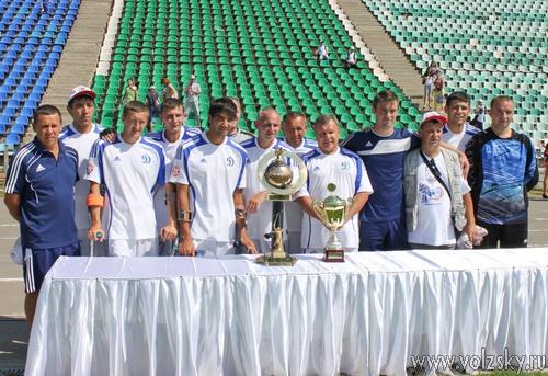 «Кубок Победы» остался в России