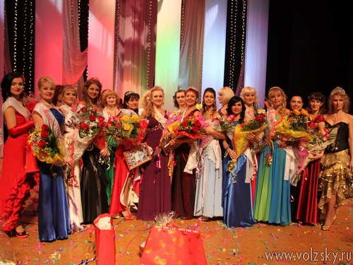 Миссис Волжский 2011 - Елена Искам