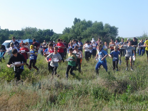 Наши спортсмены успешно выступили на соревнованиях по спортивному ориентированию