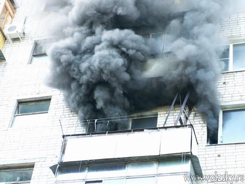 Пожар в «китайской стене» потушен