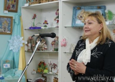 Прикладники Волжского получили