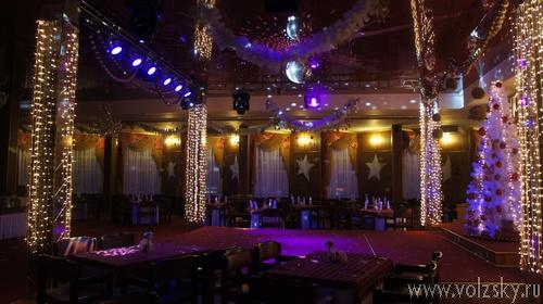Ресторан «Ахтуба» приглашает на новый год