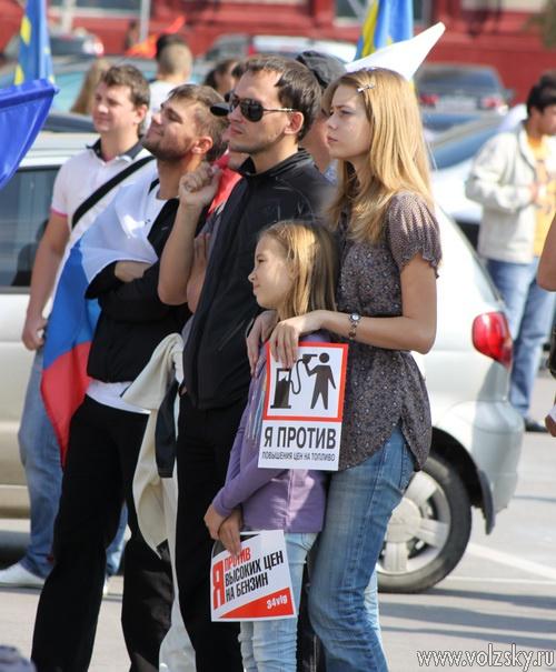 Россия против «бензинового беспредела»