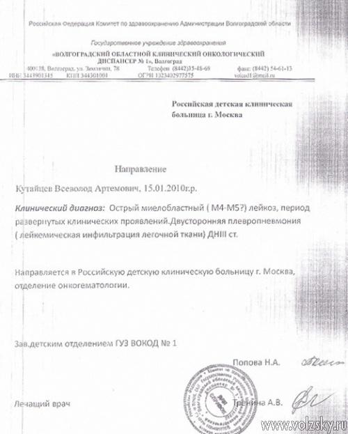 Севе Кутайцеву требуется помощь