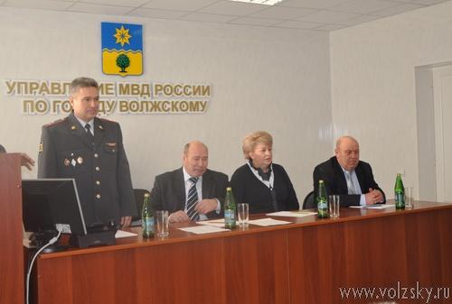 В Волжском новый начальник Управления МВД по городу