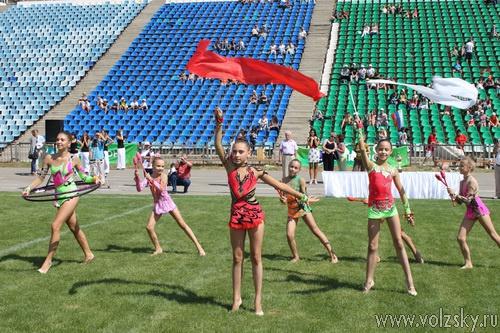 В Волжском открылся международный турнир для футболистов-ампутантов – «Кубок Победы»