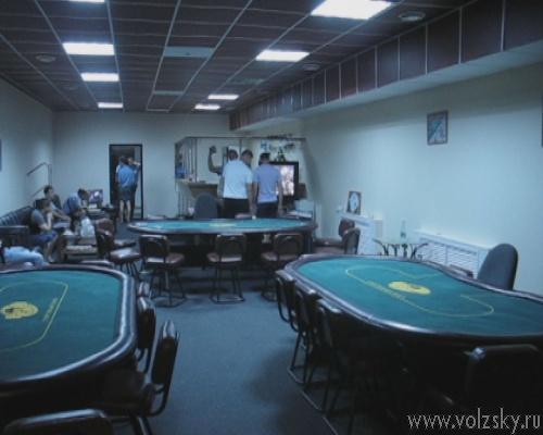 В Волжском закрыли незаконное казино