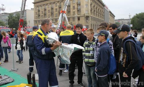 Волгоград празднует 422-летие