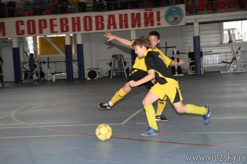 Всемирный день футбола в Волжском