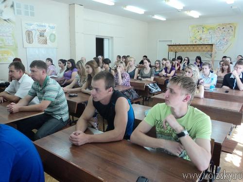 Депутаты и студенты обсудили проблемы экологии
