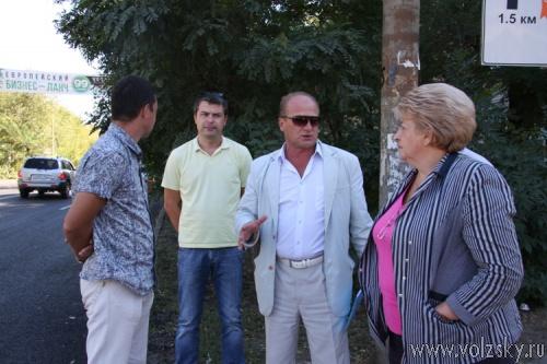 Дорогу на улице Карбышева нужно переделывать