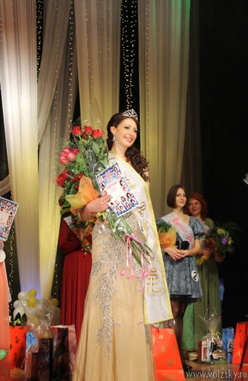 Фотоотчет с конкурса «Миссис Волжский - 2012»