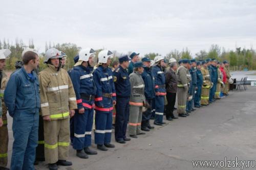 Какая пожарная часть – лучше?