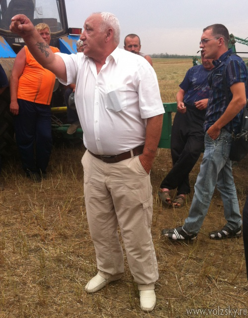 Кущевка на Дону: вооруженные рейдеры захватили государственное племенное хозяйство и разоряют его?