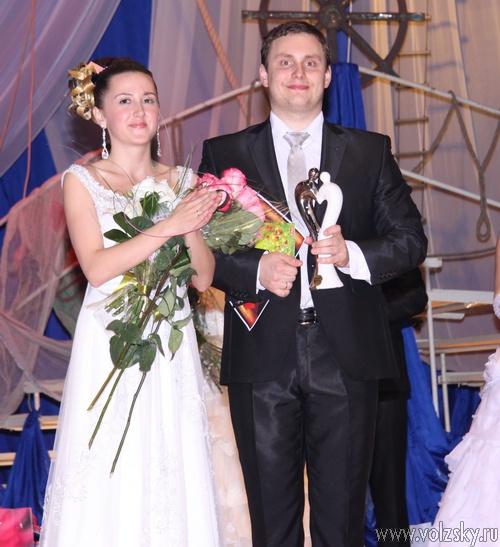 Моисеевы - лучшая свадебная пара 2011 года