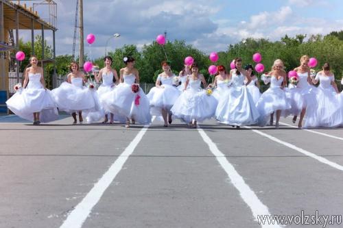 Невесты «сбежали»!