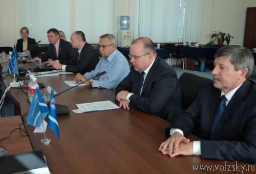 Правление Международной ассоциации гидроэнергетики обсудило на Волжской ГЭС вопросы устойчивого развития
