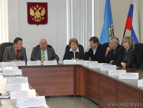 Председателю волжской думы Евгению Пыльневу не нравится поведение <b>Волжский.ру</b>
