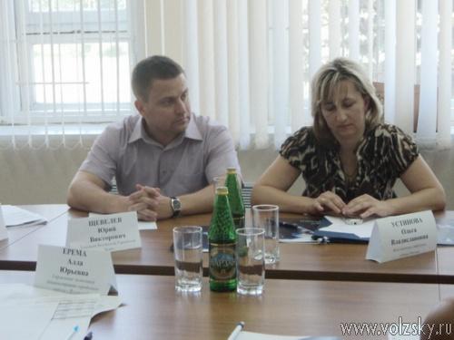 Проблемы волжского бизнеса обсудили за «круглым столом»