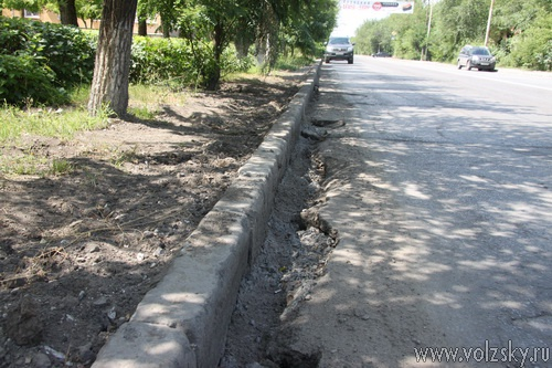 Проспект Ленина отремонтируют... когда-нибудь