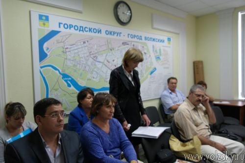 Семь дорог Волжского