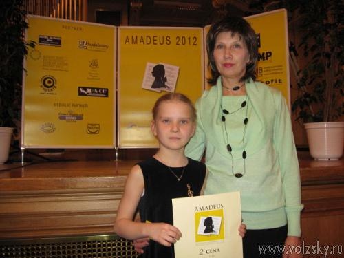 Школьница из Волжского признана лучшей пианисткой