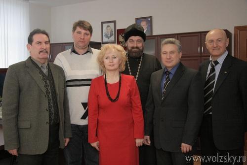Создан Общественный совет при Управлении МВД России по городу Волжскому