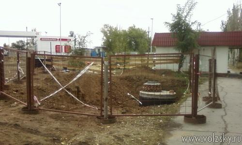 В старой части Волжского отключат холодную воду на 1,5 суток