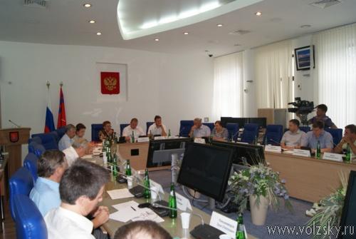 В Волгограде прошел круглый стол по вопросу вступления России в ВТО