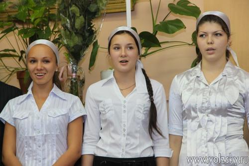 В Волжском Доме милосердия начался новый учебный год