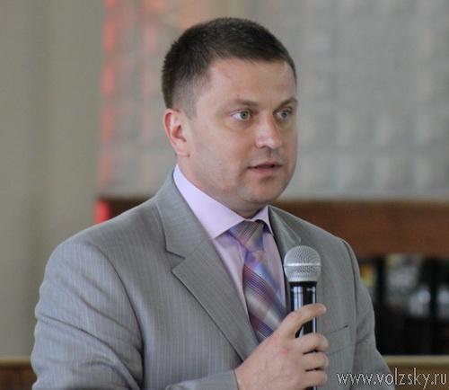 В Волжском обсудили возможность создания института уполномоченного по правам предпринимателя