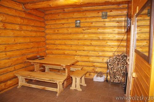 В Волжском открылась новая баня – «Баня у Гургена»