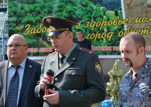 В Волжском открылся реабилитационный центр для наркоманов