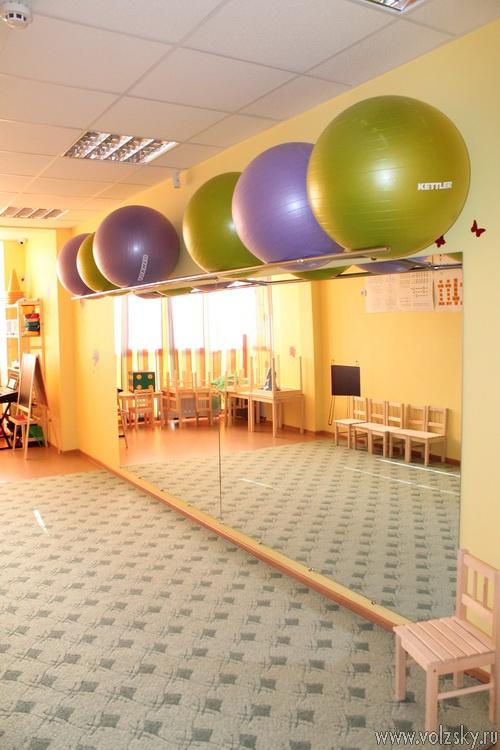 В Волжском открылся уникальный центр раннего развития