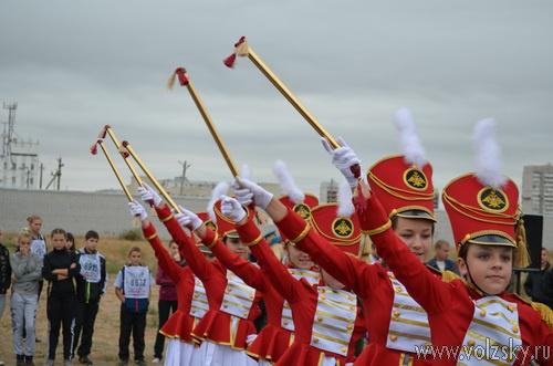 В Волжском прошёл Кросс наций-2012