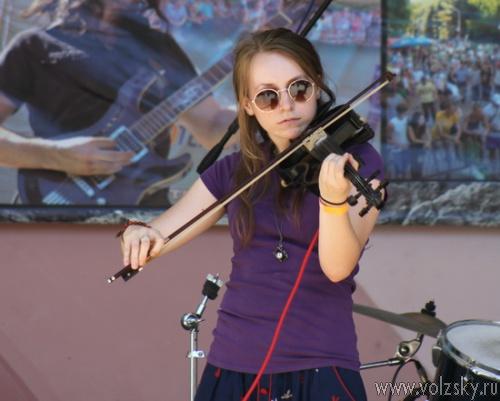 В Волжском прошёл третий фестиваль «StarWay»