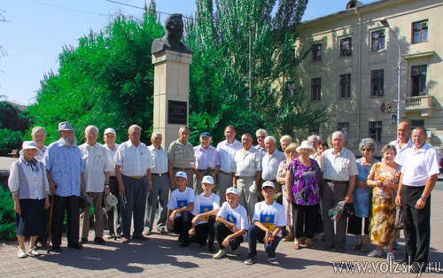 В Волжском состоялся торжественный, посвящённый Дню города