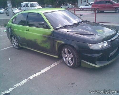 В Волжском живет звезда автогонок и тюнинга