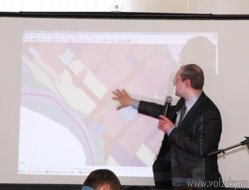 Волжане одобрили проект генплана