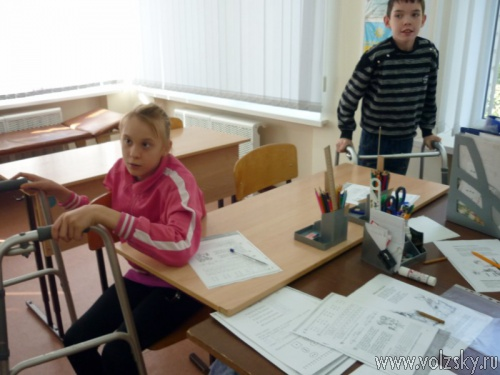 Волжане приглашаются на благотворительную выставку работ детей-инвалидов