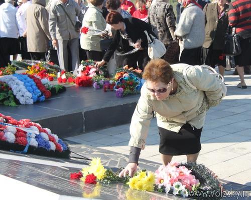 Волжане вспомнили начало бомбардировок Сталинграда