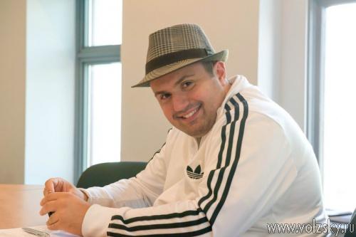 Волжанин снимает короткометражные фильмы за рубежом