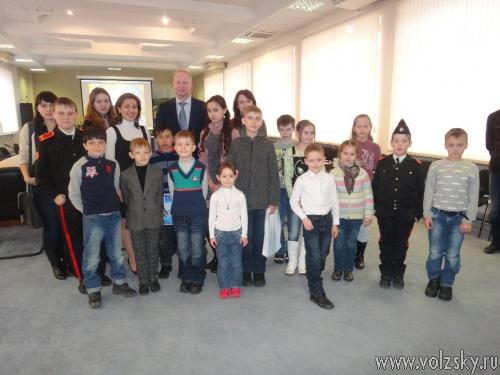 Волжская ГЭС подвела итоги конкурса детских рисунков