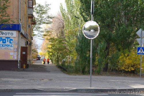 Волжским пешеходам будет легче переходить дорогу